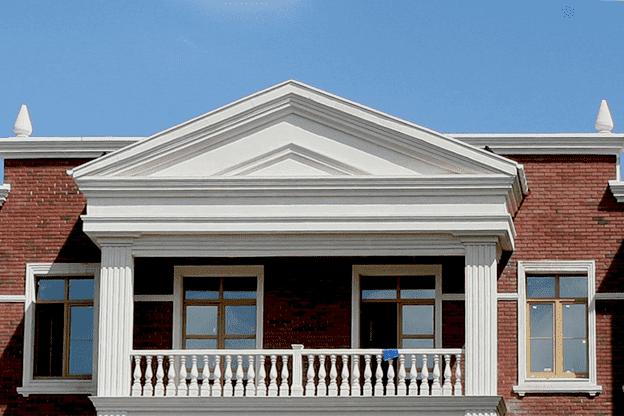 Архитектурные элементы фасадов: особенности и назначение